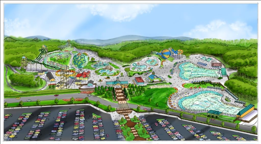 Kings Island will double the size of its existing waterpark when Soak City Waterpark opens this year.
