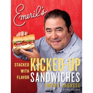 Emeril's Kicked-Up Sandwiches: Stacked with Flavor!