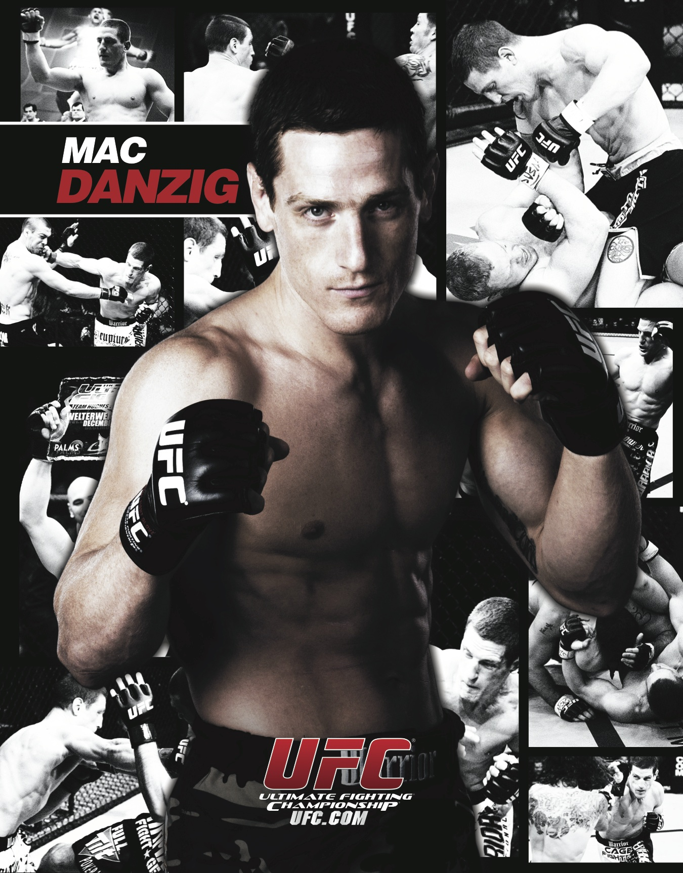 UFC fighter & photographer Mac Danzig