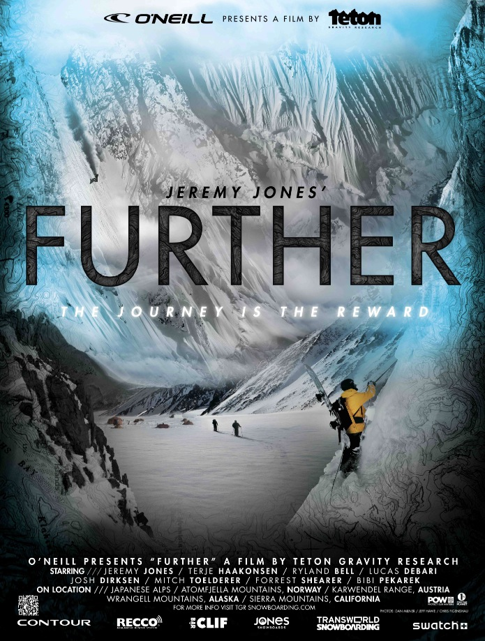 TGR&#39;s &#39;Further&#39;