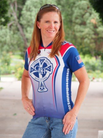 Triathlete Kathy Owen, Sponsored by CrossBreed Holsters