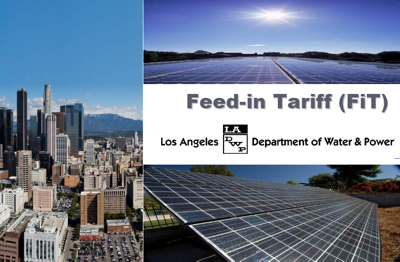 Los Angeles Feed-in Tariff Program