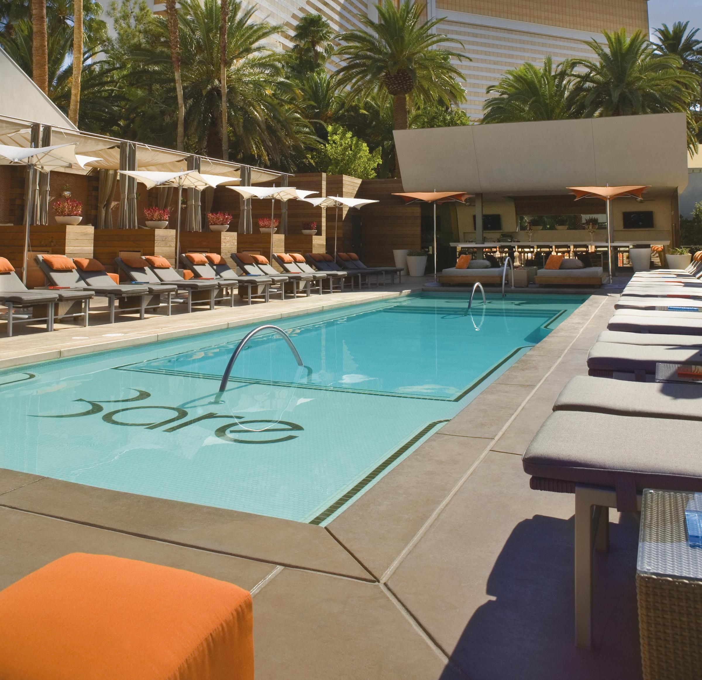 Out Sizzle The Summer Sun At Vegas Pools