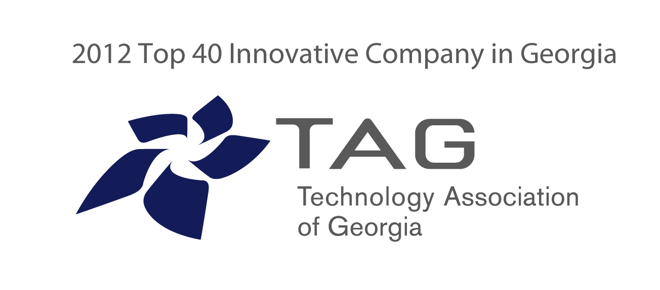 Technology Association of Georgia (TAG) 2012 Top 40