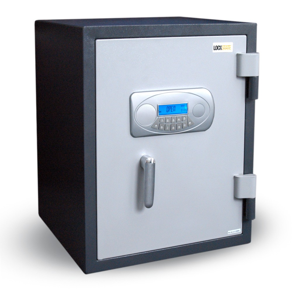 LockState LS-60DH 1 Hour Fireproof Electronic Safe