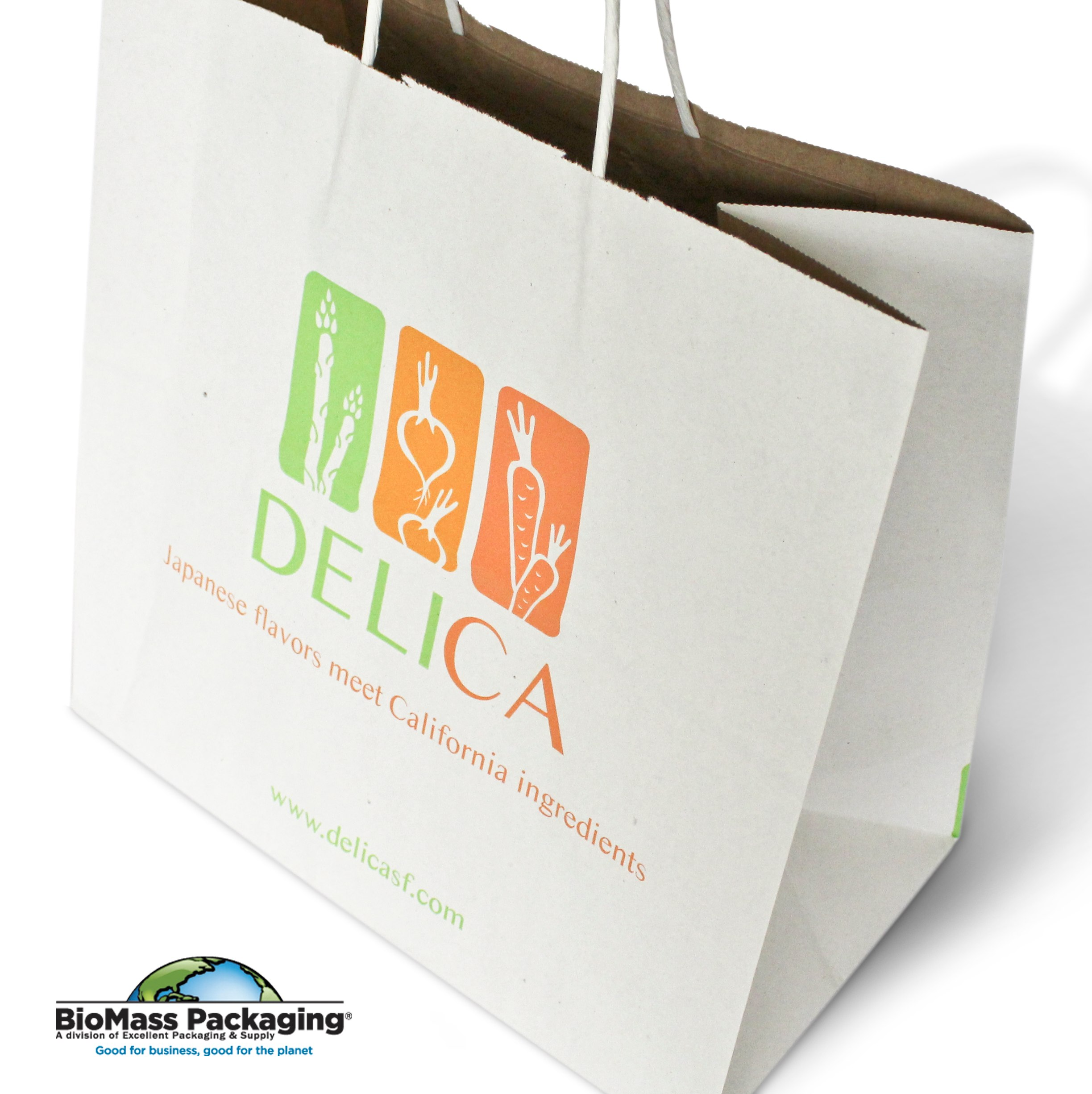 New 100%-Recycled, FSC-Certified Shopping Bags From Excellent ...