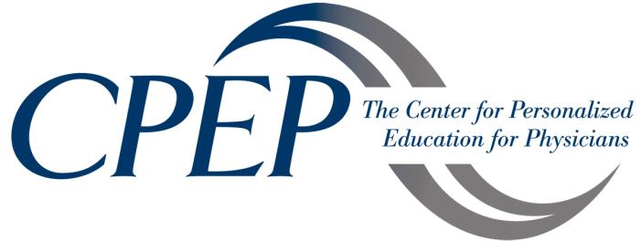 CPEP, Center for Personalized Education for Physicians