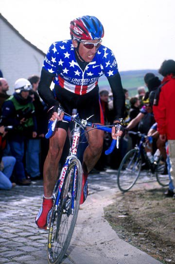 Stars and Stripes: Racing the Tour of Flanders.