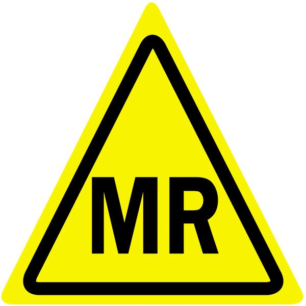 Louisville Ladder's new MRI Ladders are rated MR-Conditional for safe use in MRI environments of 3-Tesla or less.