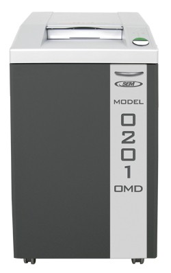 SEM Model 0201 OMD-NO NSA Listed Optical Media Destroyer - W/out Oiler