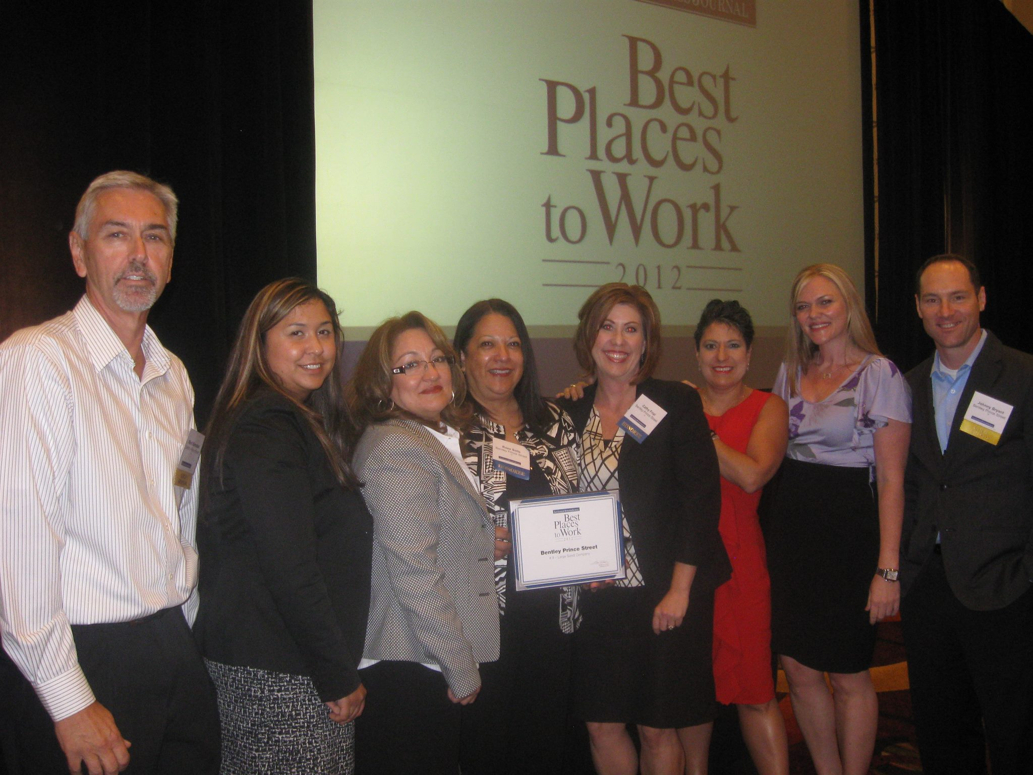 Best Places Luncheon