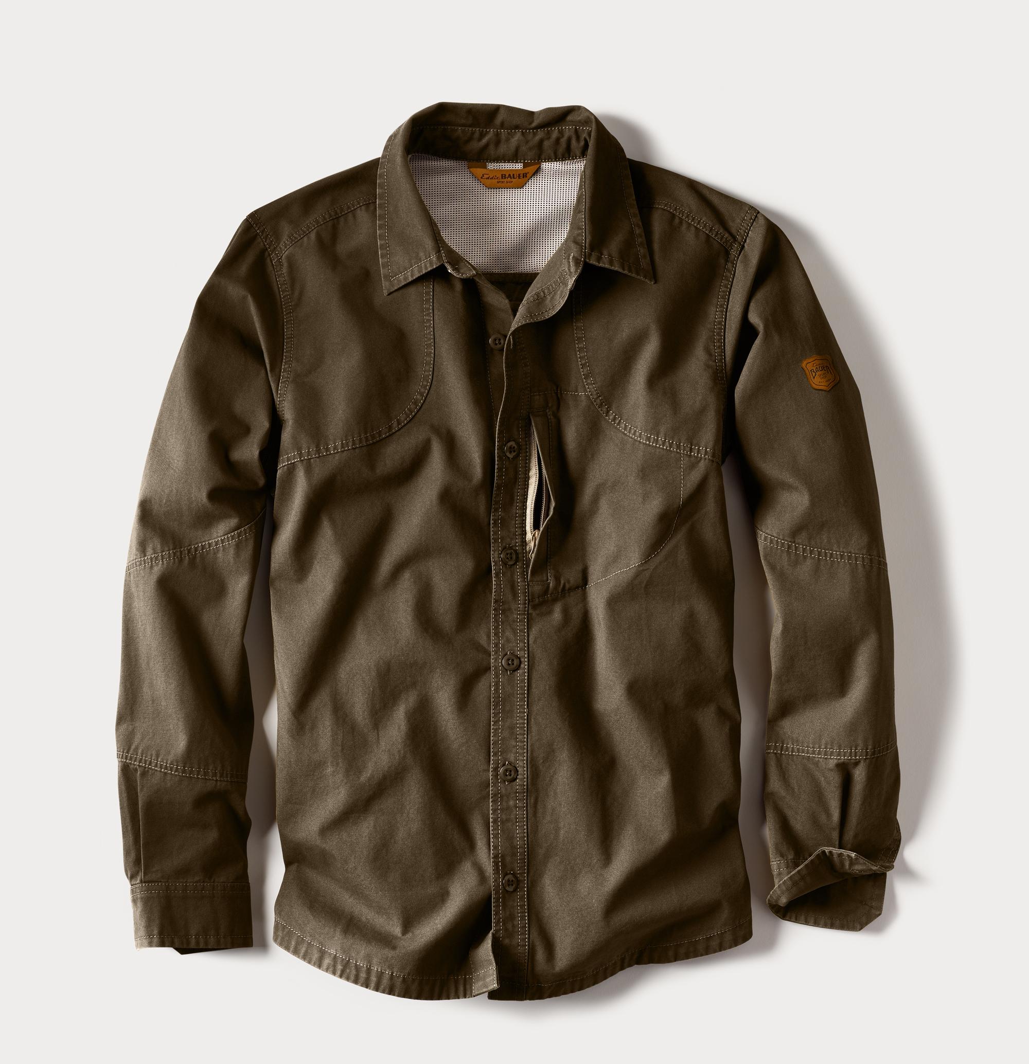 M's Okanogan Hunt Shirt - Hunter