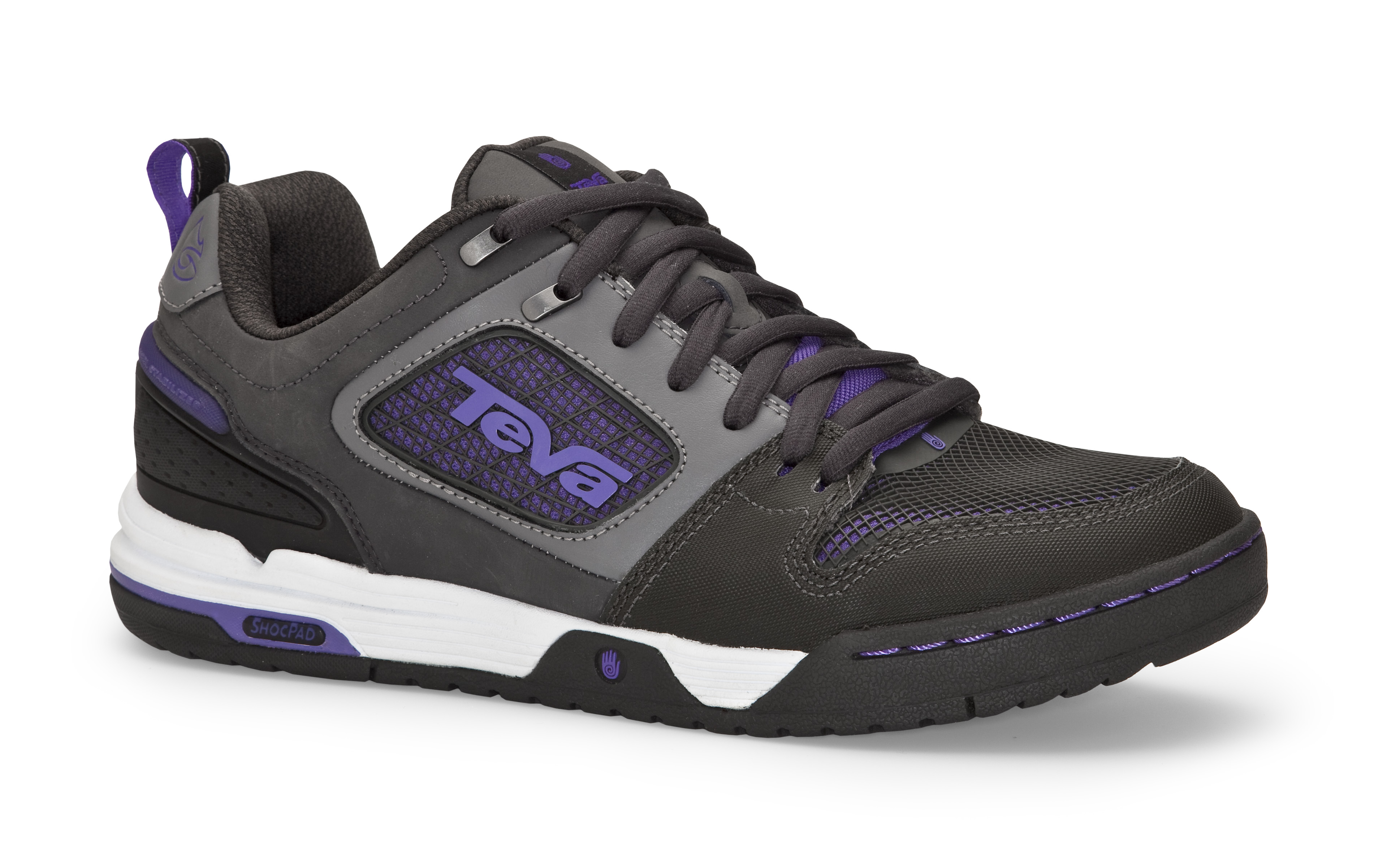 The Teva Links freeride MTB shoe launched in Fall 2011.