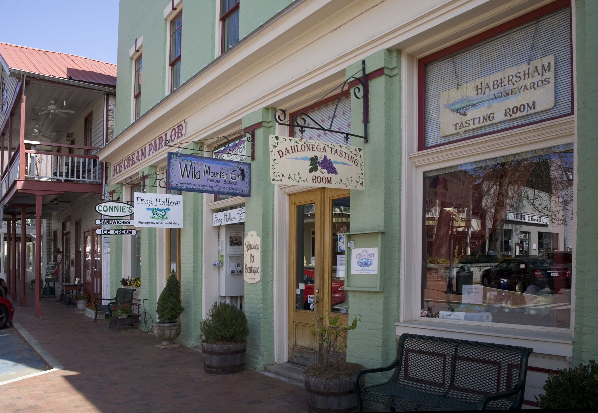 Dahlonega Square Shops