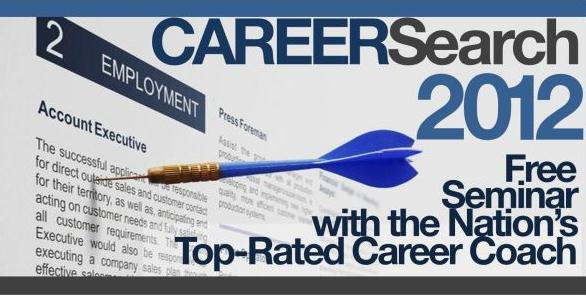 CareerSearch 2012 - Live in Orange County on January 14th!