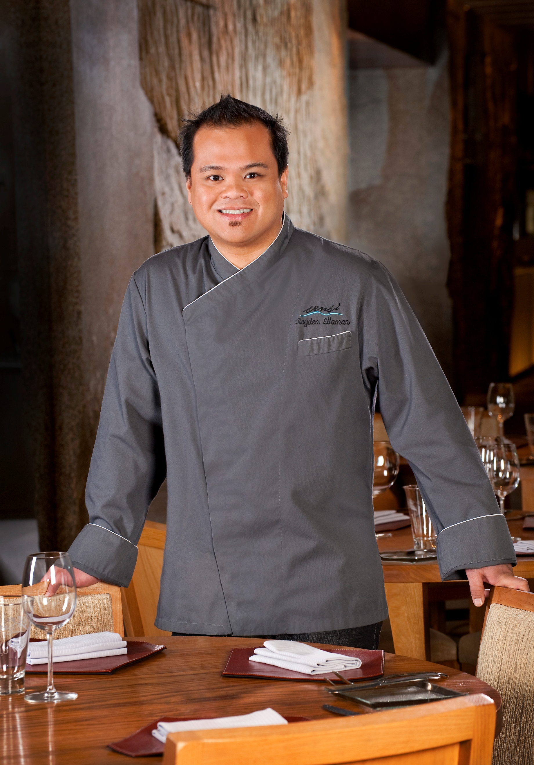 Sensi Executive Chef Royden Ellamar