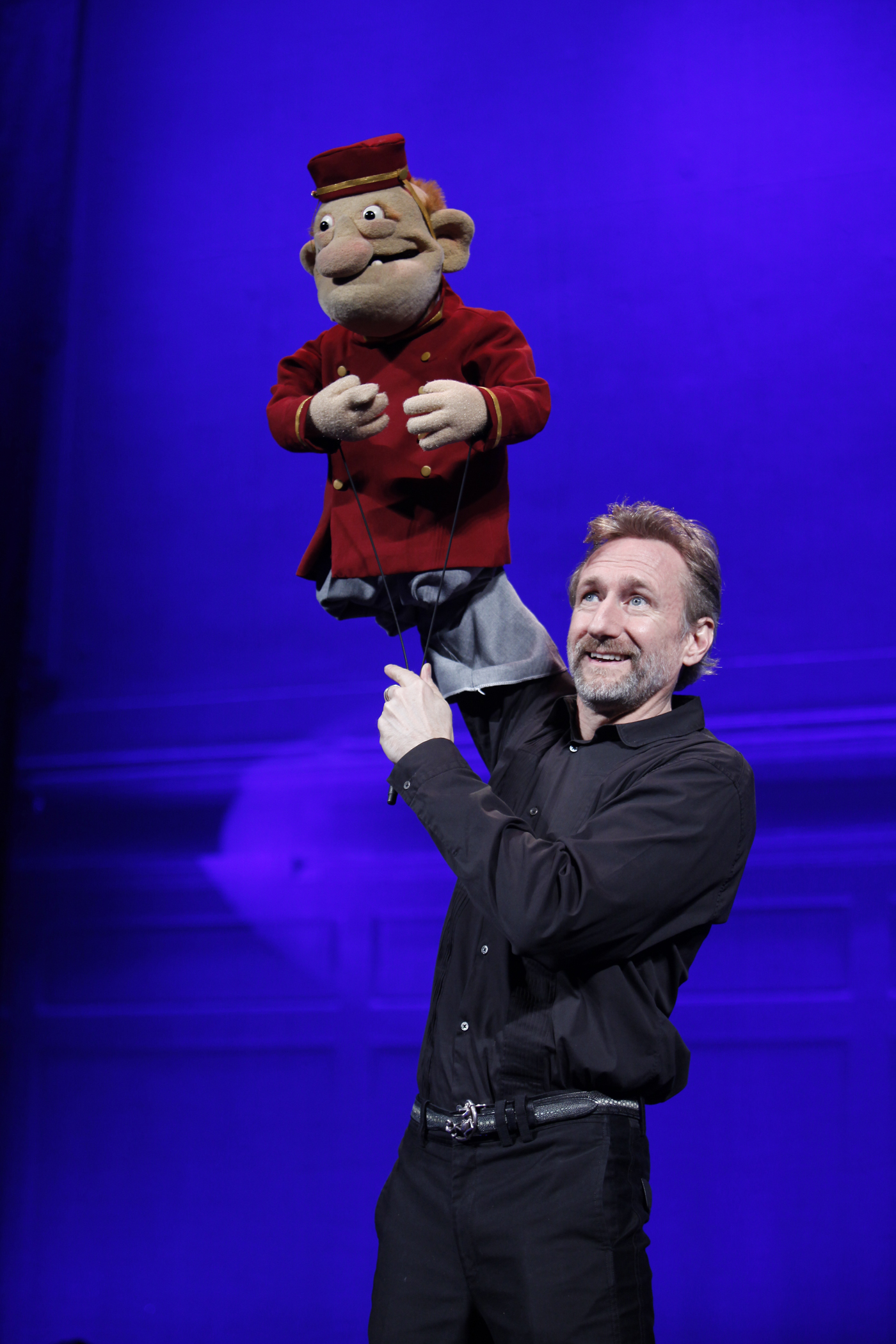 Brian Henson, Chairman of The Jim Henson Company