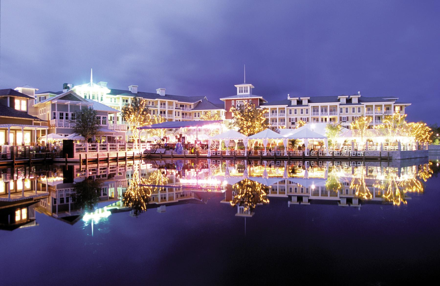 Baytowne wharf wedding