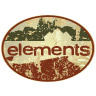 Elements of Charlotte Outdoor Living Company brand designed by The Idea People in Charlotte, NC.