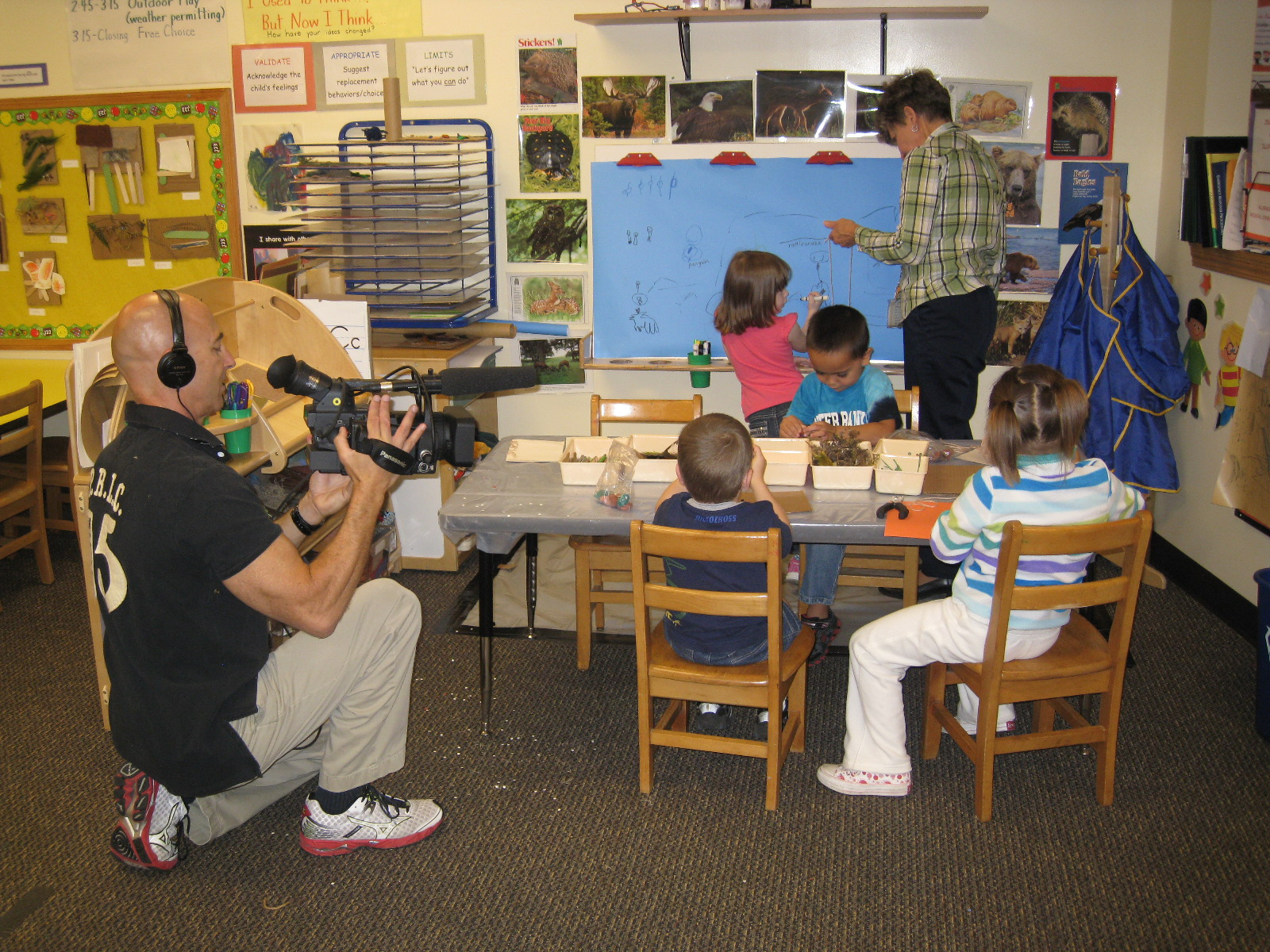 Worksheet Children Learning Site bc3s childrens creative learning center named exemplary site for filming at the at