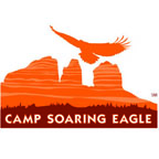 Camp Soaring Eagle gives kids with serious illnesses and their families a chance to discover the healing power of laughter and the sheer joy of play, that sickness has too long denied them, by providing camping experiences filled with excitement, challenge and fun in a medically safe setting - all at no charge to the children or families.