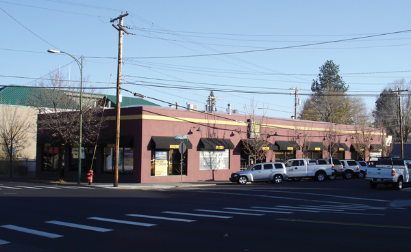 Boomtown Building in Bend, Oregon