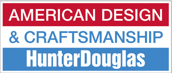 American Design &amp; Craftmanship HunterDouglas