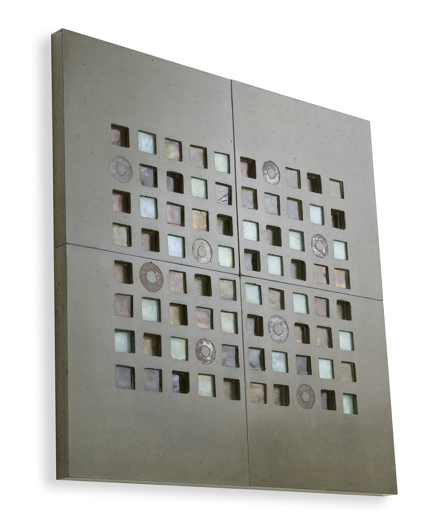 rough edges design will introduce concrete lamps wall art and new