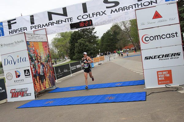 5K Finish 2011, John Flickinger