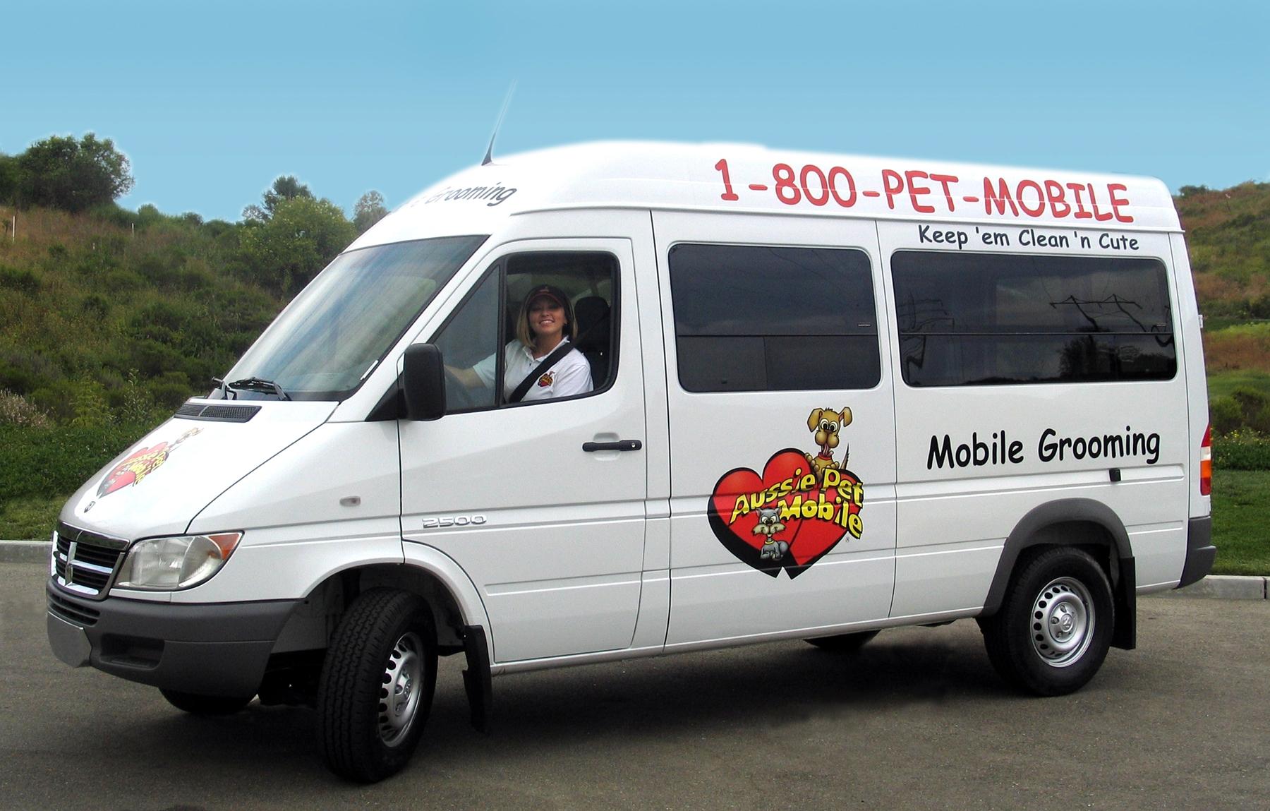 Mobile Grooming Vans For Sale | Autos Weblog