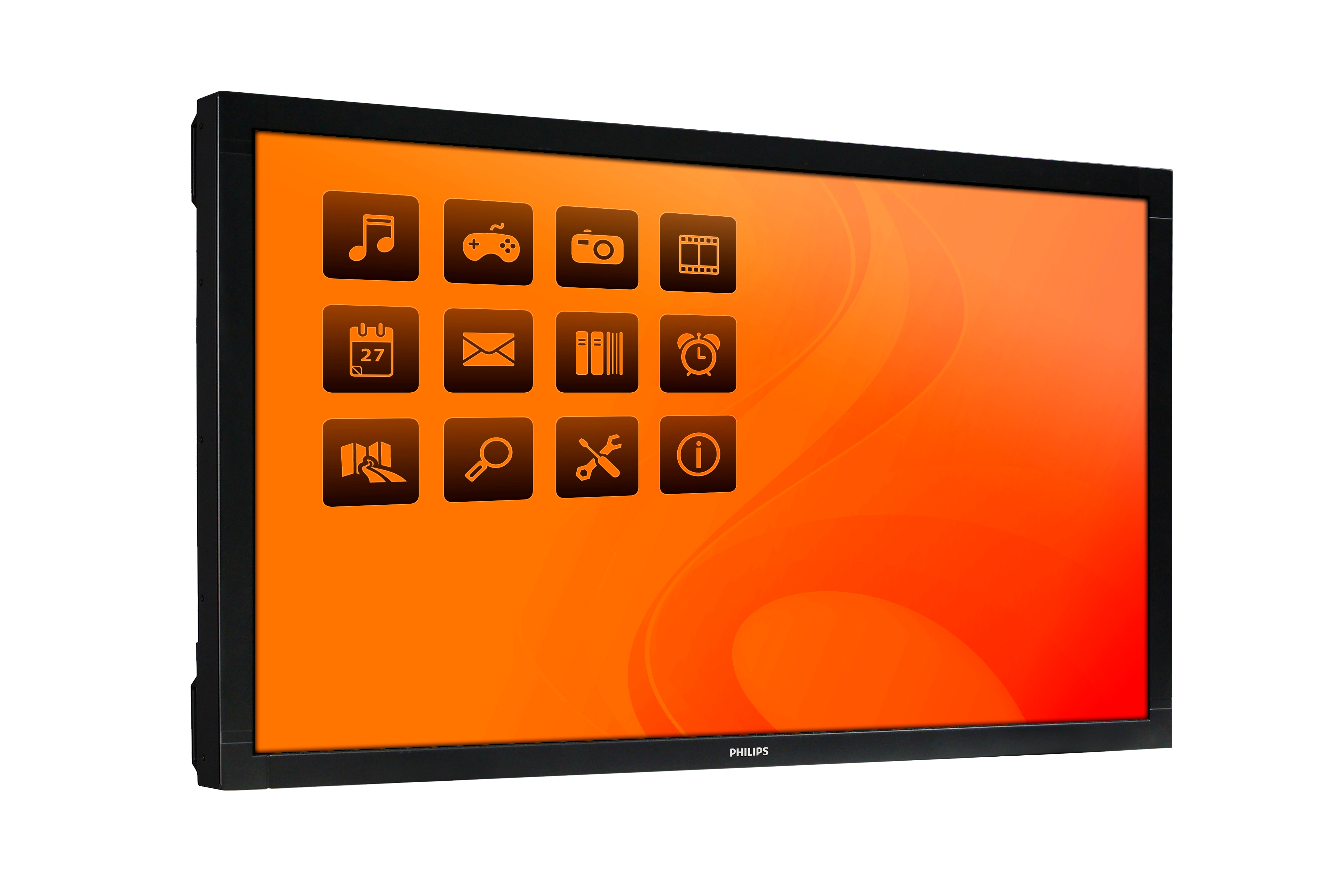 "42"" Multi-Touch HD LCD Display with OPS (BDL4245AT/27)"
