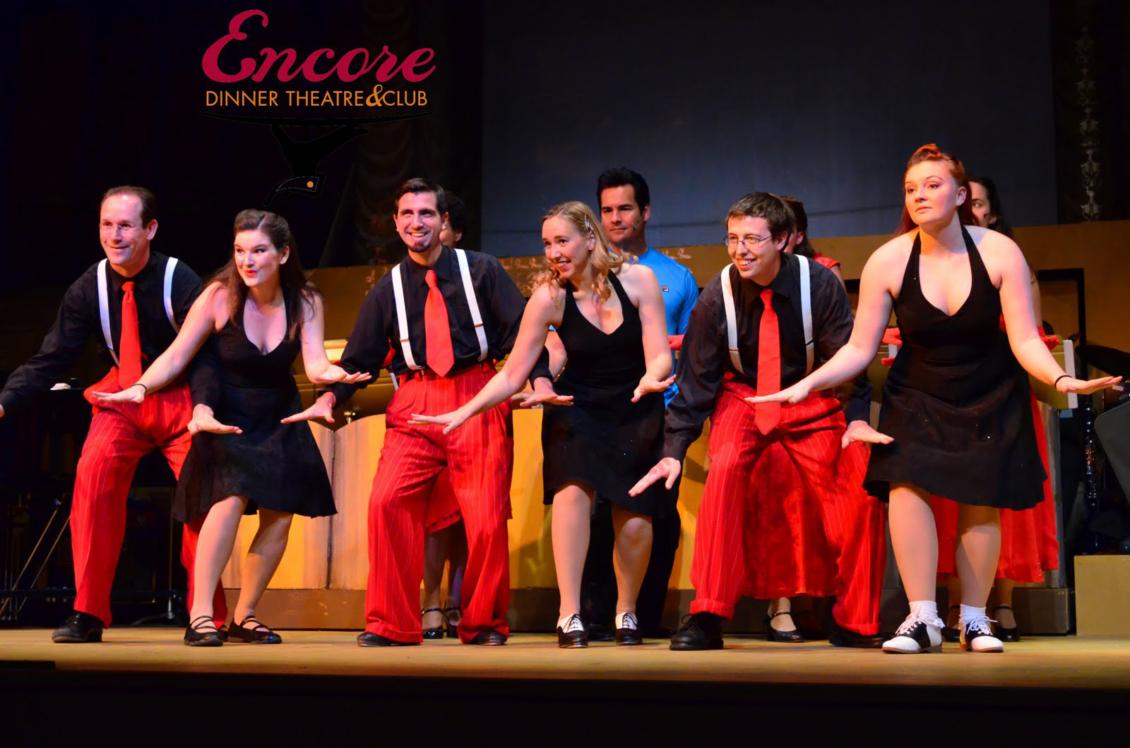 Swing into Spring - musical revue