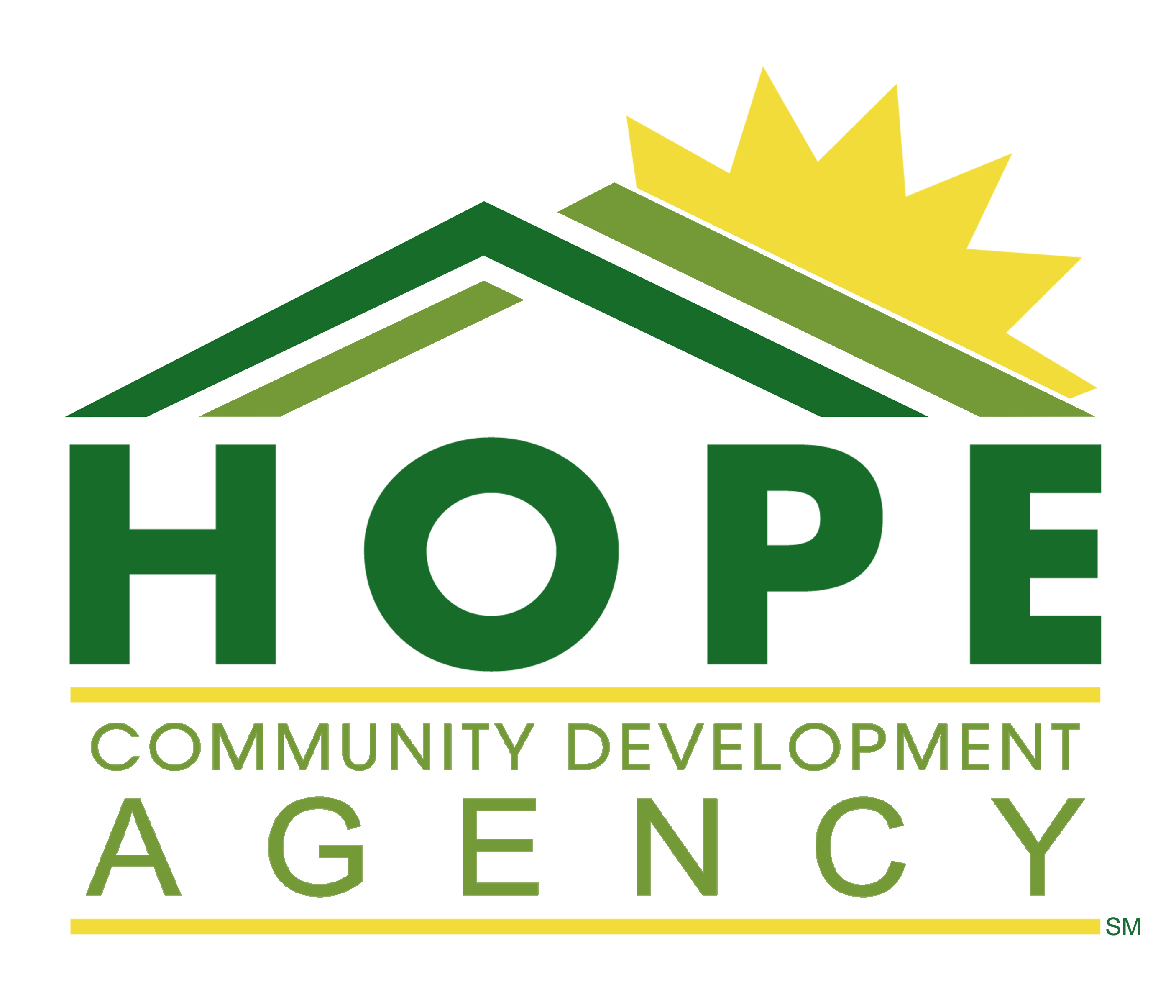 HOPE Community Development Agency logo