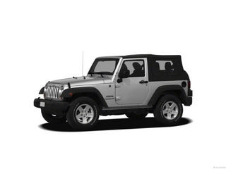 2012 Jeep Wrangler - Bartlett, IL