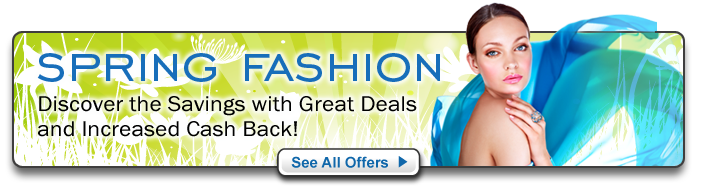 Best Spring Fashion Deals and Online Coupons