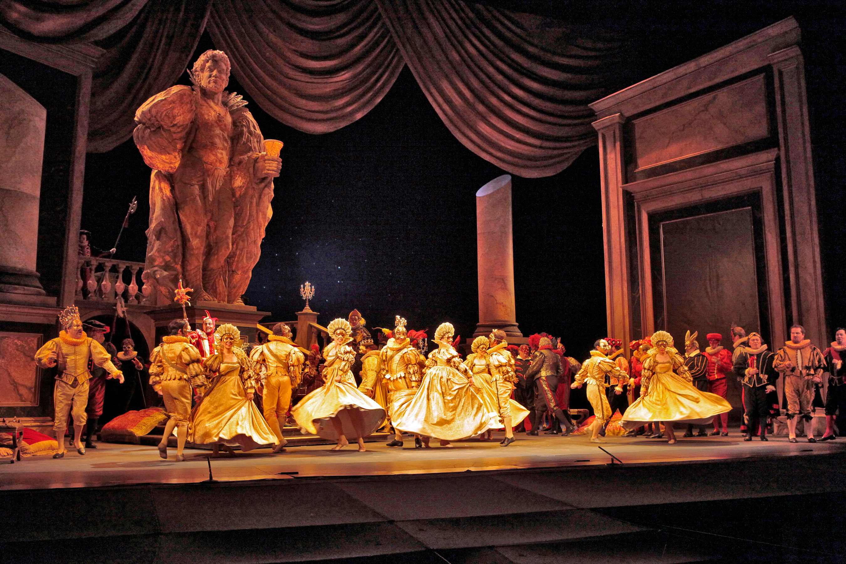 Opera Italy  City new picture : Florida Grand Opera Presents Two Italian Operas: