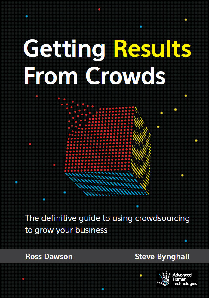 Getting Results From Crowds book cover
