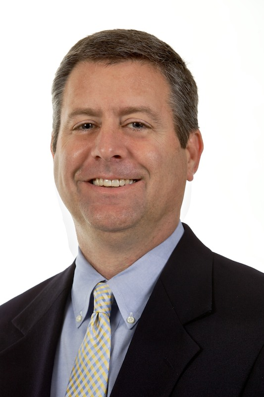 Scott Fortson, President and COO