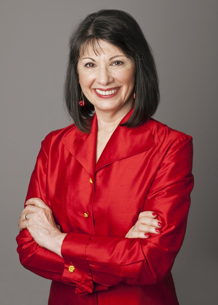 Gloria Feldt, Author, Activist and Leadership Expert