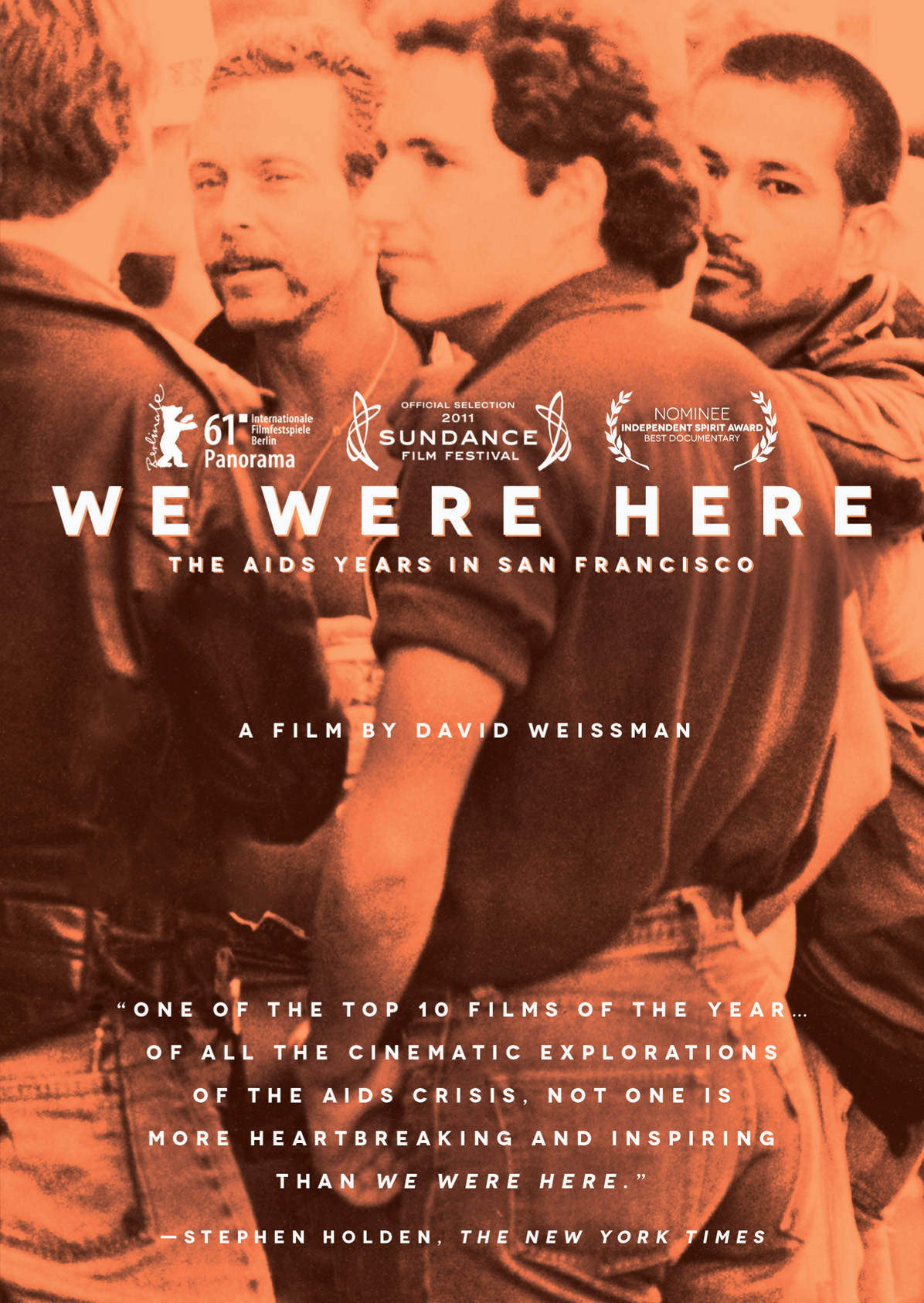 We Were Here DVD