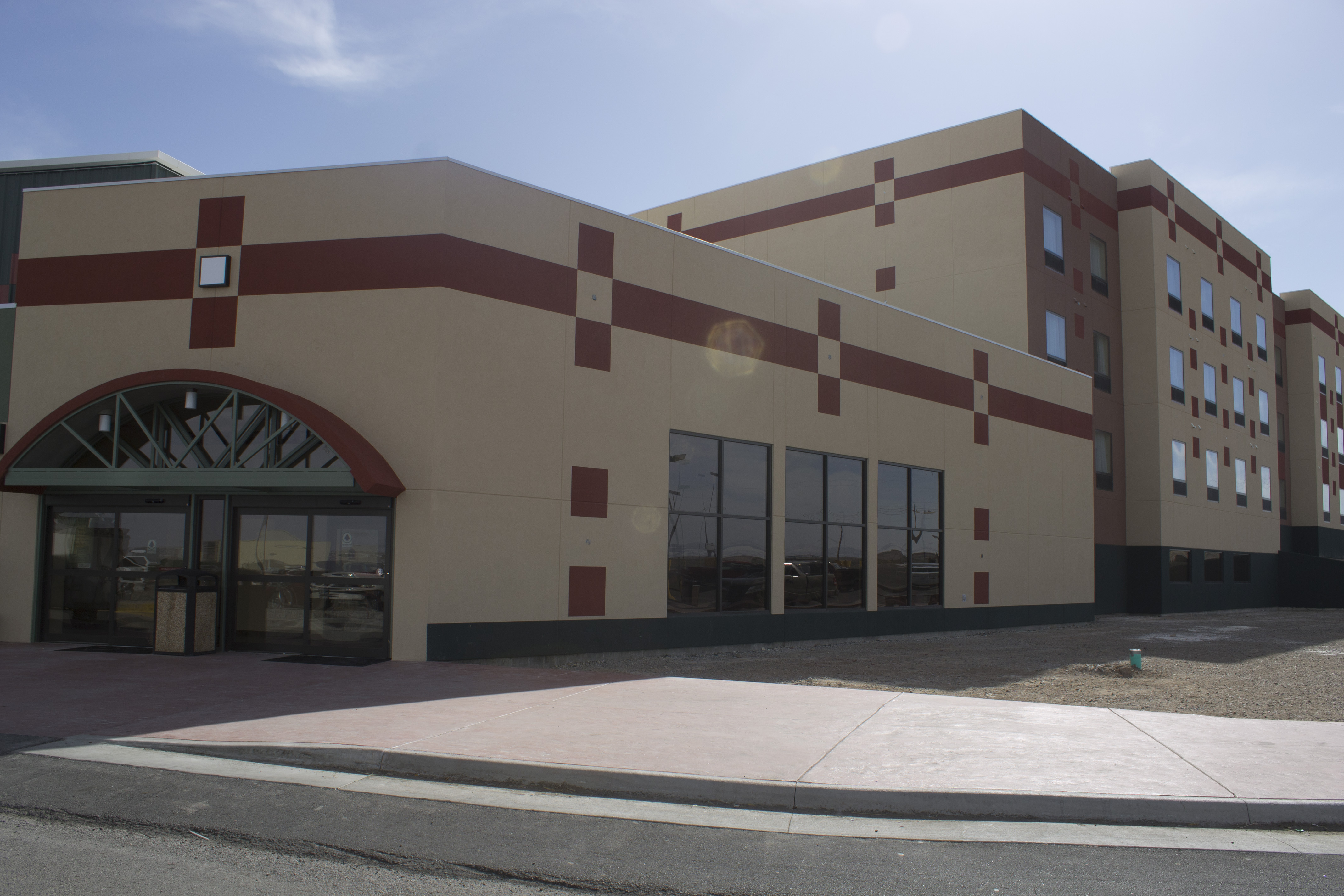 The Wind River Will Hold Its Ribbon Cutting Ceremony March 9 11 A M