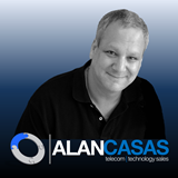 Alan Casas, Telecom/Technology Sales Leader