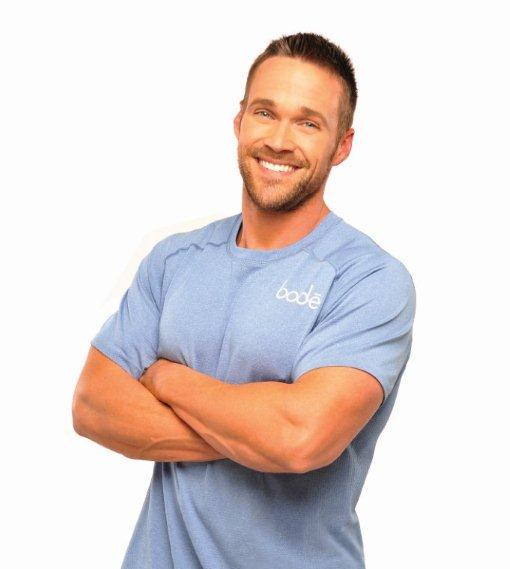 Chris Powell, TV Celebrity Transformation Specialist and Vemma Bod-e Product Endorser