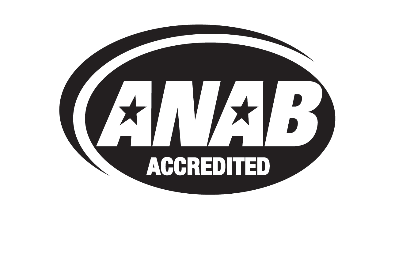 Orion Registrar, Inc. is ANAB Accredited.