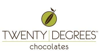 Twenty Degrees Chocolates logo