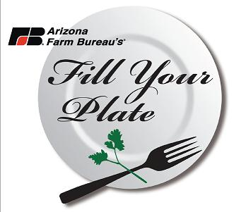 Fill Your Plate.org is the consumer website for the Arizona Farm Bureau Federation.  Find farmers markets, direct to consumer producers, recipes, and more.