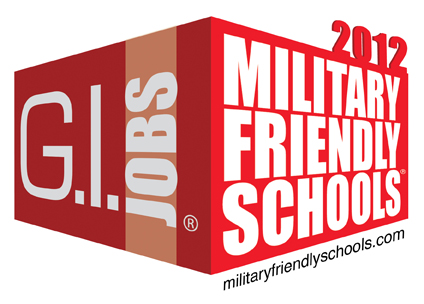 Military Friendly(R) Schools List