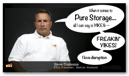 Pure Storage will be hosting a live webinar with Steve Duplessie of Enterprise Strategy Group on November 16 at 11:30am PT / 2:30pm ET.