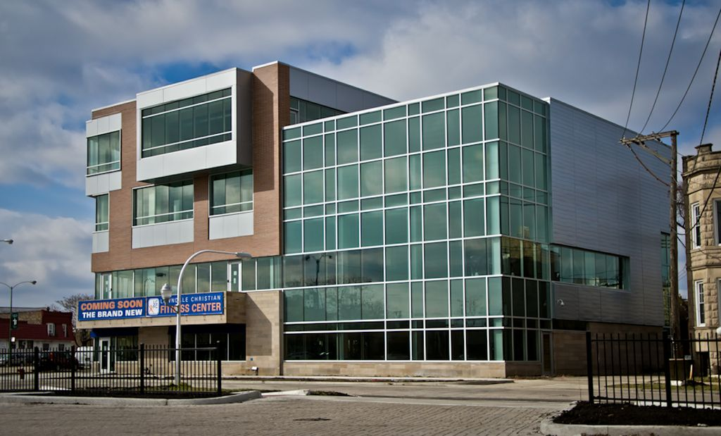 Lawndale Christian Health Center - new Health and Fitness Center