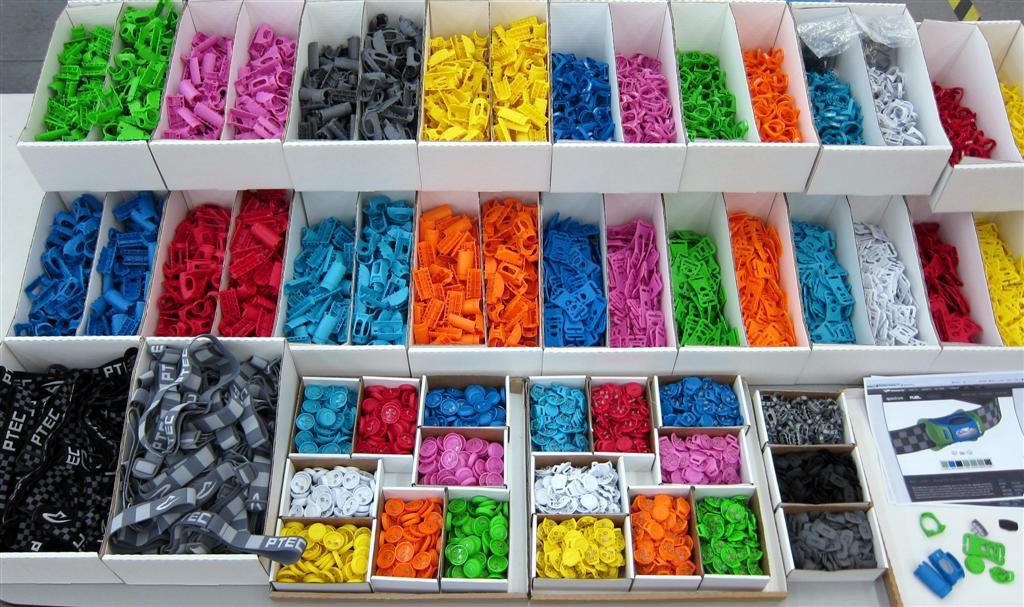 Color Designer princeton tec's spectrum lets you be lead designer